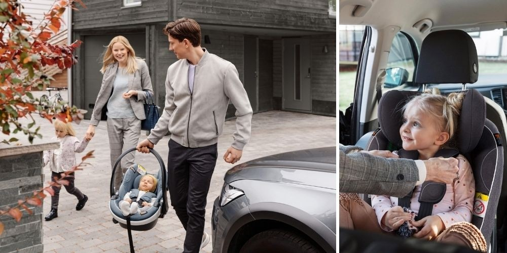 Which car seat do I choose best?